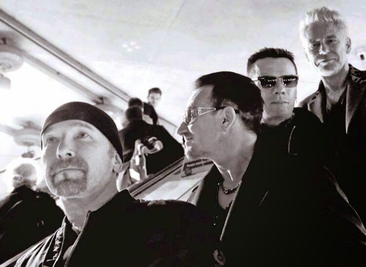 About U2 - U2 Links