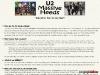 U2 Massive Heeds