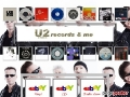 U2 Records and Me