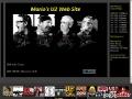 Marios U2 Web Page